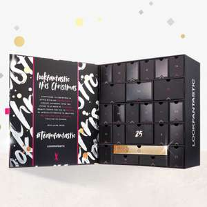 £15 off the Look Fantastic Advent Calendar when you subscribe to the monthly Beauty box with voucher Code @ Look Fantastic