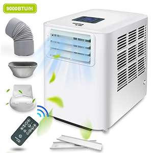 Air Conditioner Portable 9000 BTU Mode 4 In 1 Air Conditioner Used: Like New £126.18 @ Amazon Warehouse