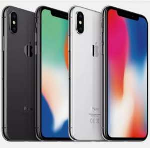 Apple iPhone X 64GB Space Grey Unlocked With NO FACE ID B Grade - Good Refurbished Condition Smartphone - £254.99 @ ioutlet/Ebay