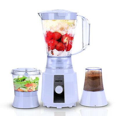 Geepas 3-in-1 Food Processor (blender, chopper, grinder) for £28.04 delivered using code @ eBay / Western International