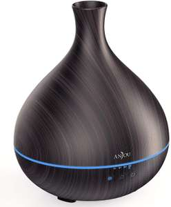 Anjou 500ml Humidifier / Diffuser for £13.35 delivered, Sold by TAIYU TECH EU and Fulfilled by Amazon