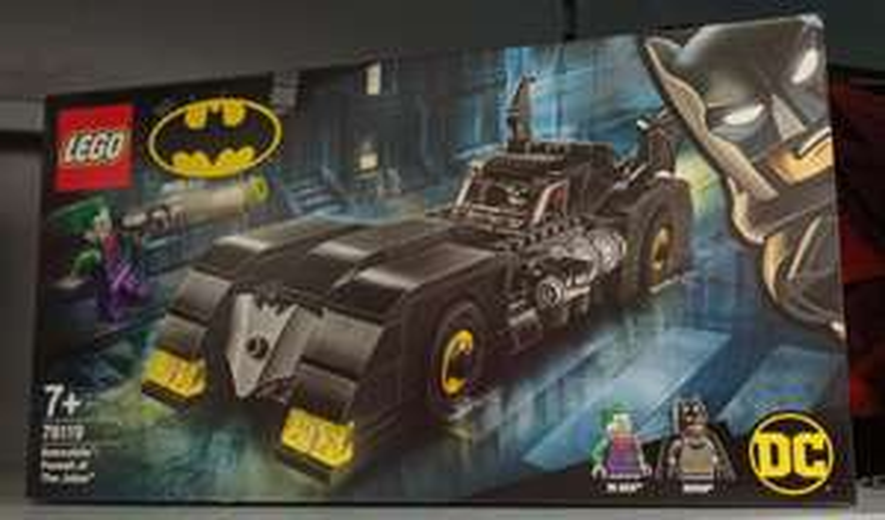 Lego DC 76119 Batmobile £18 at Asda Wembley Park