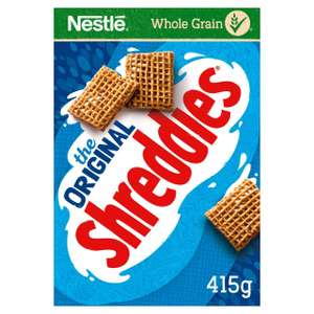 Nestle Shreddies Original Cereal 415g £1.05 @ Morrisons