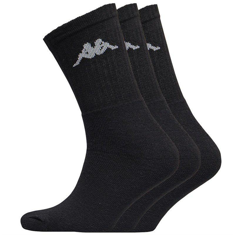 Mens' Black Robe Di Kappa socks - £1.99 / £6.98 delivered @ M&M direct
