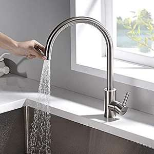 GRIFEMA Kitchen Tap with rinsing head, £28.90 delivered @ Amazon