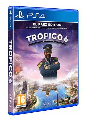 Tropico 6 - El Prez Edition PS4 £15.49 or Xbox One £15.85 Delivered @ Base