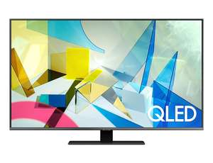 """2020 55"""" Q80T QLED 4K HDR Smart TV - £879.20 with free Smartthings camera via employee portal @ Samsung Store"""