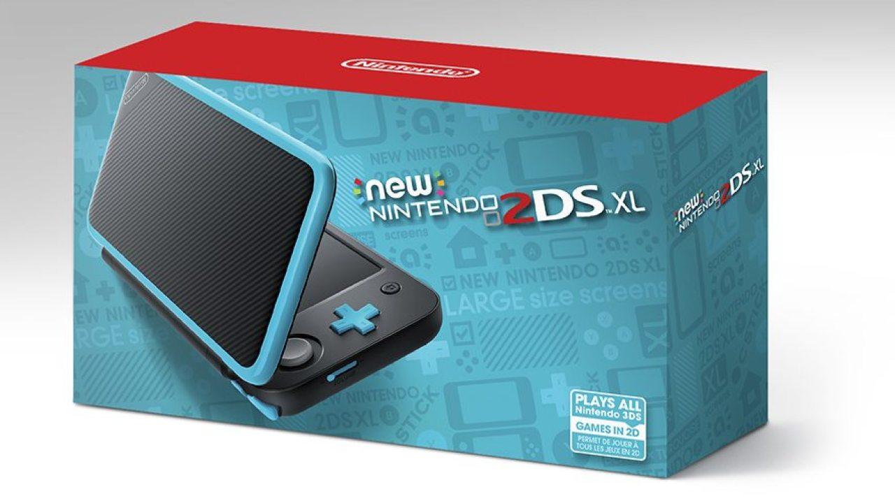 New Nintendo 2DS XL £100 at Blackpool Asda