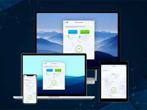 KeepSolid VPN Unlimited: 5 Devices Lifetime Subscription for £12.07 - When Paying With PayPal @ StackSocial