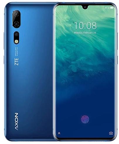ZTE Axon 10 Pro (6GB+128GB) Blue, Unlocked A - £315 / B £285 with 24 month warranty @ CeX