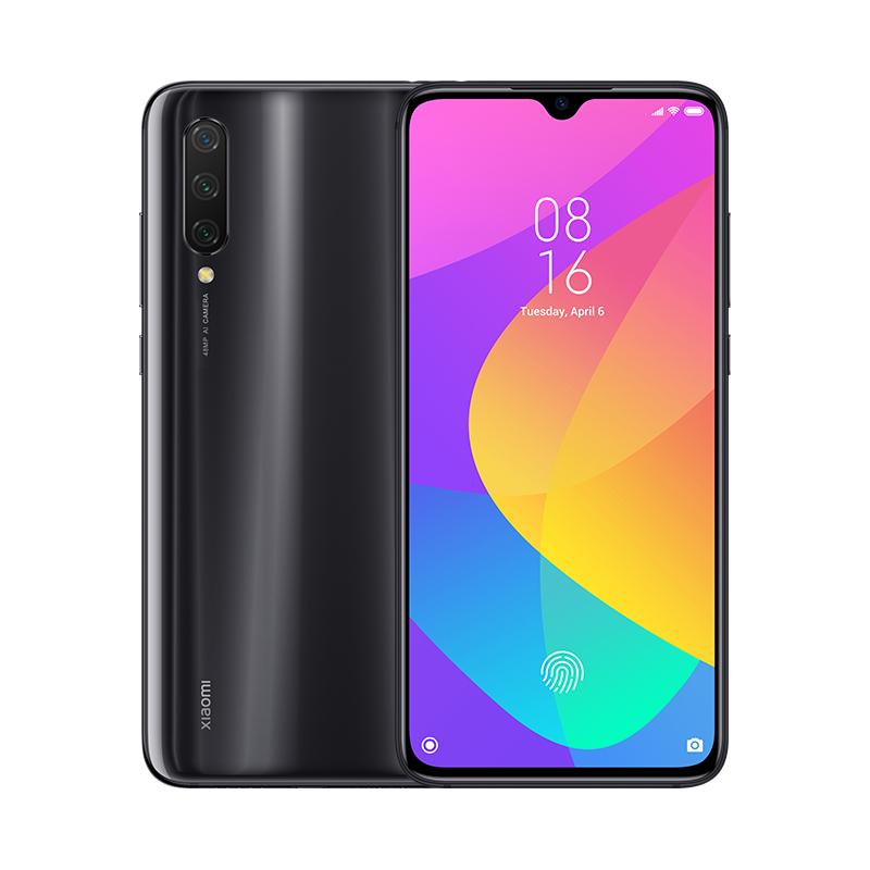 "Xiaomi Mi 9 Lite 64GB Dual-SIM grey EU [16,23cm (6,39"") OLED Display, Android 9.0, 48+8+2MP £191.09 @ Amazon"