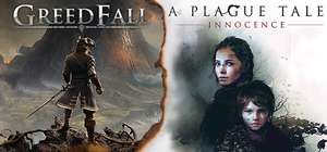 [PC] A Plague Tale: Innocence for £5.20 & Greedfall for £8.78 via GOG Russia (Requires vpn)