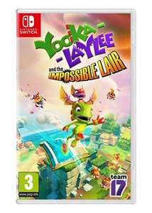 Yooka-Laylee and the Impossible Lair - Nintendo Switch £15.85 at Base.com