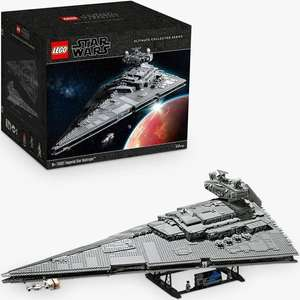 Lego Star Wars 75252 Imperial Star Destroyer £517.12 @ Squizzas