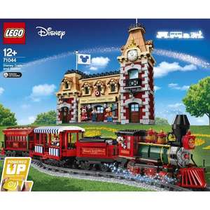 Lego Disney 71044 Disney Train and Station £240.84 @ Squizzas