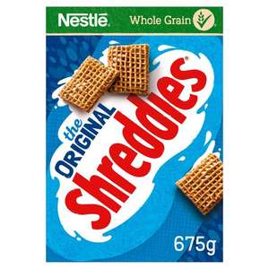 Nestle Shreddies Original Cereal 675G - £2 at Tesco