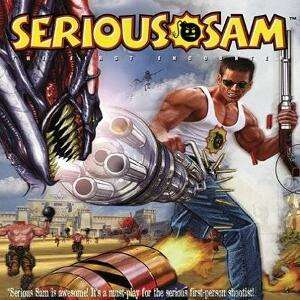 Serious Sam 1, 2 and 3 (Steam / PC) - FREE via Alienware Arena