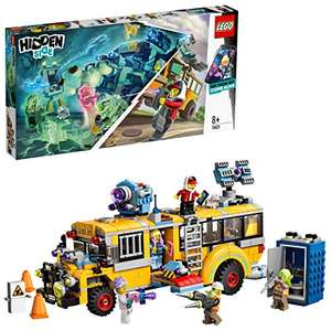 LEGO Hidden Side 70423 Paranormal Intercept Bus AR Games App £39.34 Amazon