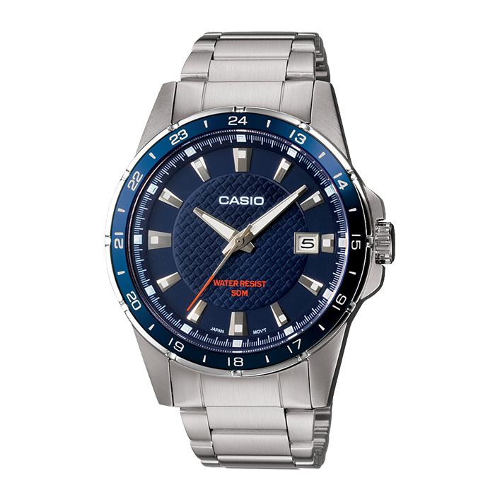 B - Grade: CASIO-MTP-1290D-2AVEFB Mens watch £35 @ Casio