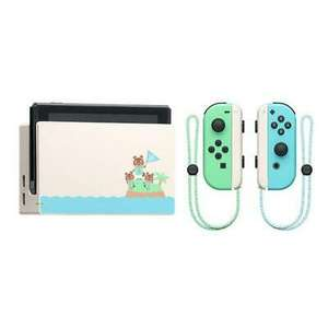 Nintendo Switch Animal Crossing New Horizons Edition Console Missing Accessories Seller refurbished £297.50 at Tesco ebay