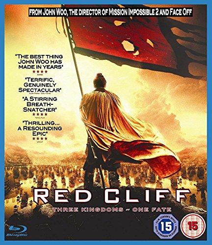 John Woo's Red Cliff on Blu-ray £1.88 Amazon Prime / £4.87 Non Prime @ Amazon