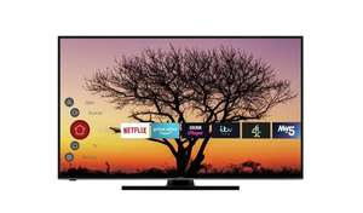 Hitachi 50 Inch 50HK25T74U Smart 4K LED HDR TV £299.99 (free Click & Collect) @ Argos
