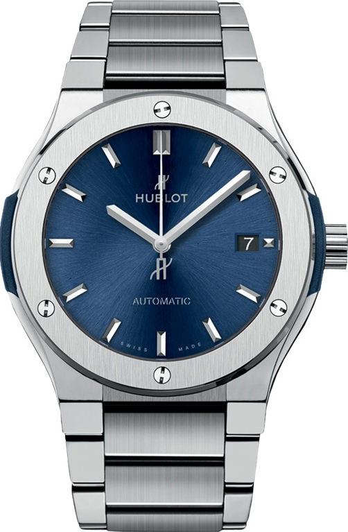 Hublot Classic Fusion Titanium 38mm Watch (Store Worn) £4650 @ Banks Lyon