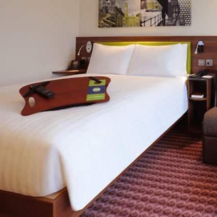 Hampton by Hilton Birmingham City centre Broad St many nights £39 including breakfast + free cancellation @ Hilton