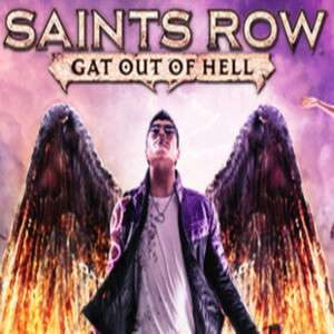 Saints Row: Gat out of Hell £2.19 Steam Store