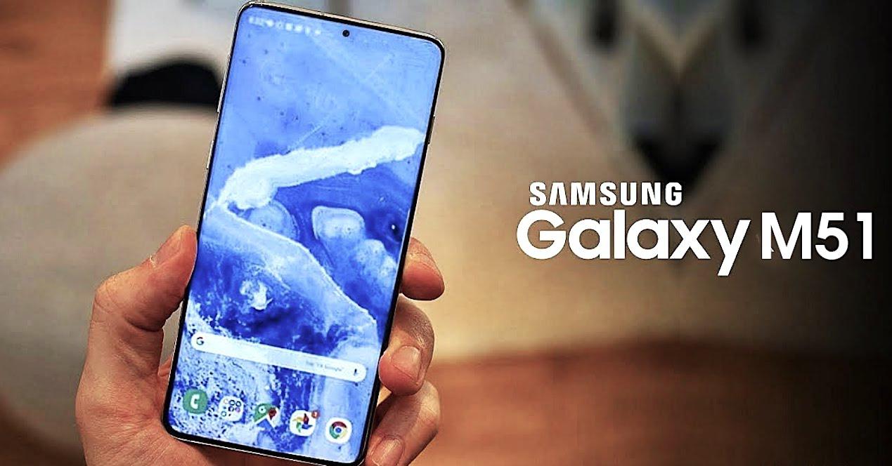 Samsung Galaxy M51   7000mAH Battery - £329 @ Samsung Store