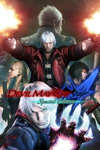 Devil May Cry 4 Special Edition [Xbox One] £3.78 / DMC4SE Demon Hunter Bundle £4.54 @ with Gold Xbox Store Hungary