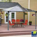 Gazebo - 3.6m x 3.6m (Aluminium body and Polycarbonate roof) - £719.89 delivered @ Costco (£180 Off)