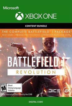 [Xbox One] Battlefield 1 Revolution Inc Battlefield 1943 - £1.99 @ CDKeys
