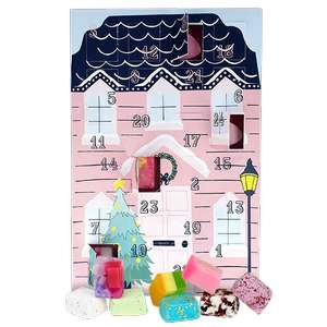 Santa Stop Here Advent Calendar Gift Pack - £19.99 Delivered @ Bomb Cosmetic