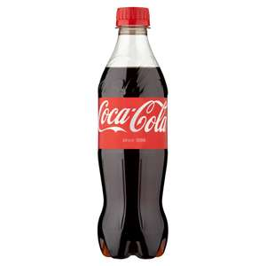 Free 500ml Bottle of Coca Cola with voucher at participating stores - Email Required (See Post)