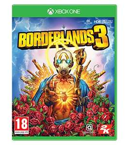 Borderlands 3 Xbox One Game £10 + £2.99 NP @ Amazon