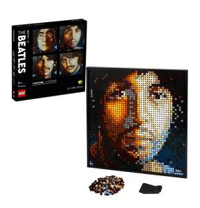 LEGO Art 31198 The Beatles 31198 - NOW £92 Argos (free click and collect / WAS £115)