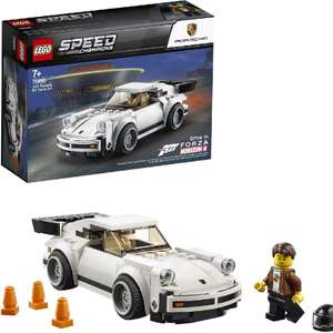 LEGO Speed Champions 1974 Porsche 911 Turbo 3.0 Toy - 75895 £8.60 (free click and collect) @ Argos