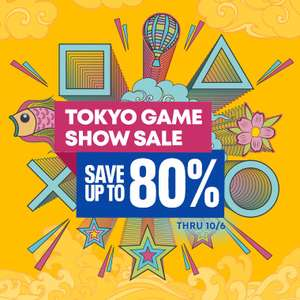 Tokyo Game Show Sale @ PlayStation PSN Indonesia - Spider-Man GOTY £13.81 Wreckfest £7.05 Death Stranding £17.57 Uncharted 4 £6.65 + MORE
