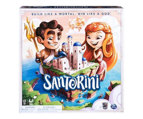Santorini Board Game £13.59, using code @ Bargainmax