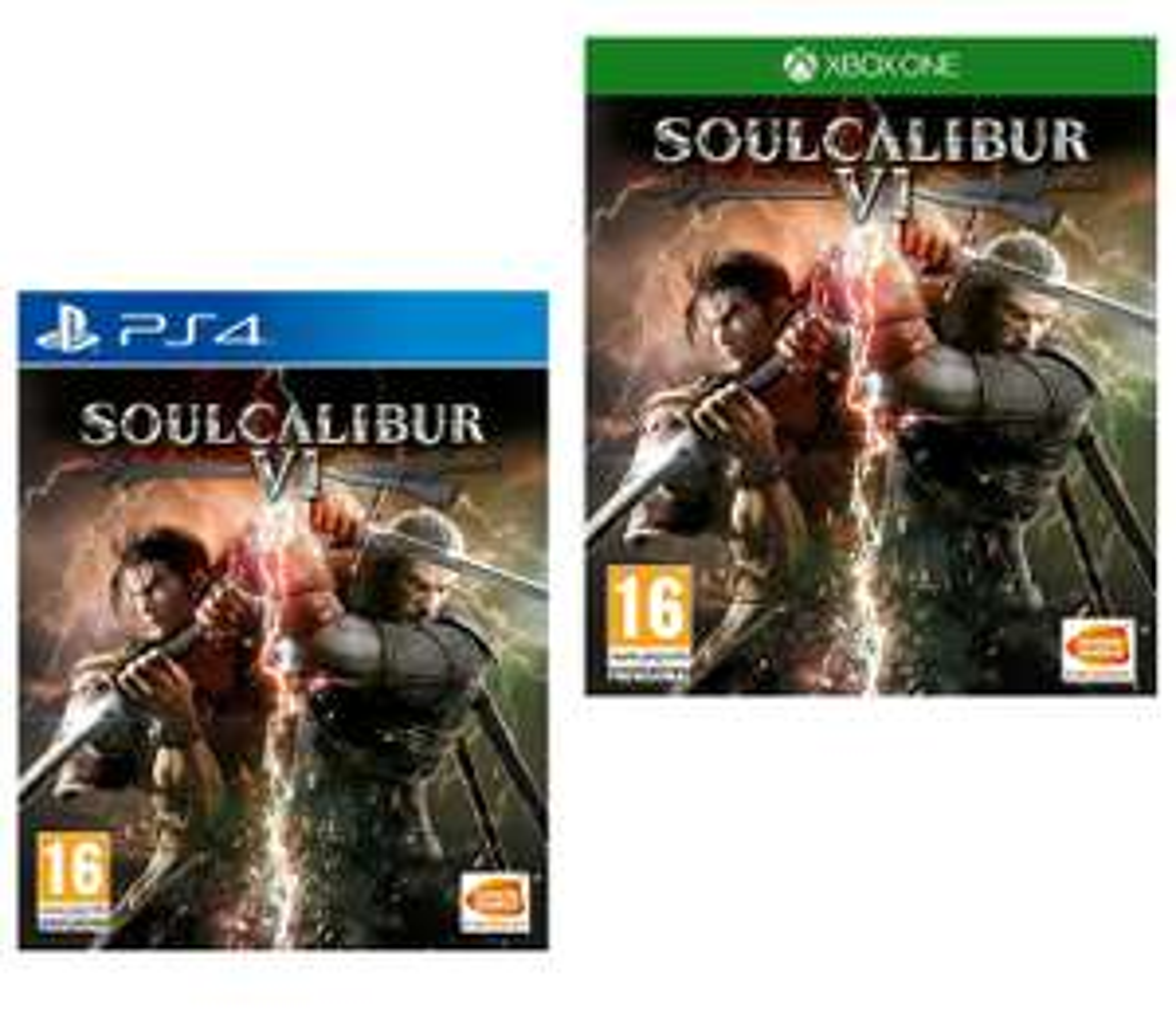 Soulcalibur VI (PS4 / Xbox One) - £12.99 delivered @ Argos / eBay