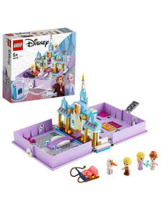 LEGO Disney Frozen 43175 II Anna and Elsa's Storybook Set £12 Argos - Free click and collect