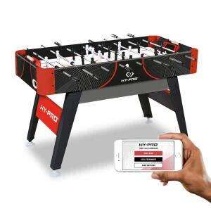 Hy-Pro Striker 4ft 6 Inch App Connected Football Table £45.94 delivered at Argos