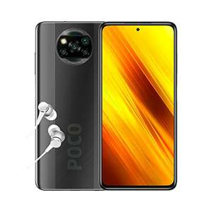 Xiaomi Poco X3 NFC - Smartphone 128GB, 6GB RAM, Dual Sim, Shadow Gray £211.89 at Amazon