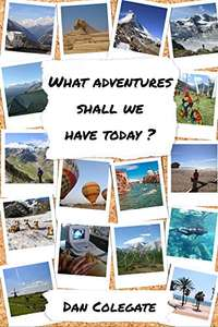What adventures shall we have today? Free ebook at Amazon Kindle