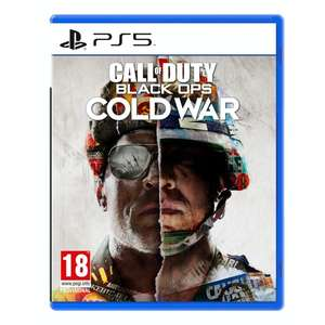 Call Of Duty Black Ops Cold War PS5 £58.99 at 365games.co.uk