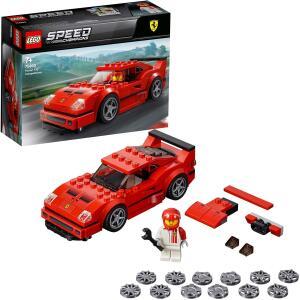 LEGO Speed Champions Ferrari F40 Toy Car Model - 75890 £9.75 @ Argos