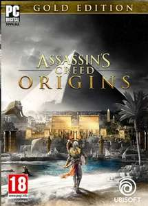 [PC] Assassin's Creed Origins Gold £14.99 / £2.81 with voucher @ Epic Games (VPN Brazil)
