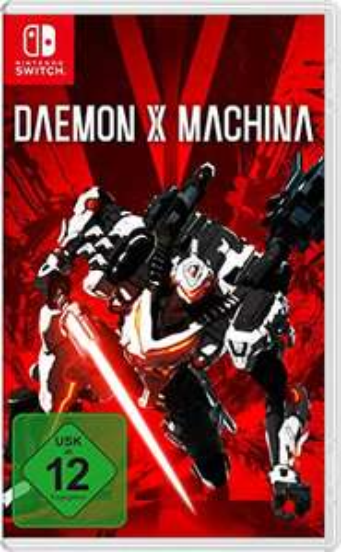 DAEMON X MACHINA {Further Reduced Again} Nintendo Switch (DE) Now £17.74 at Amazon.co.uk