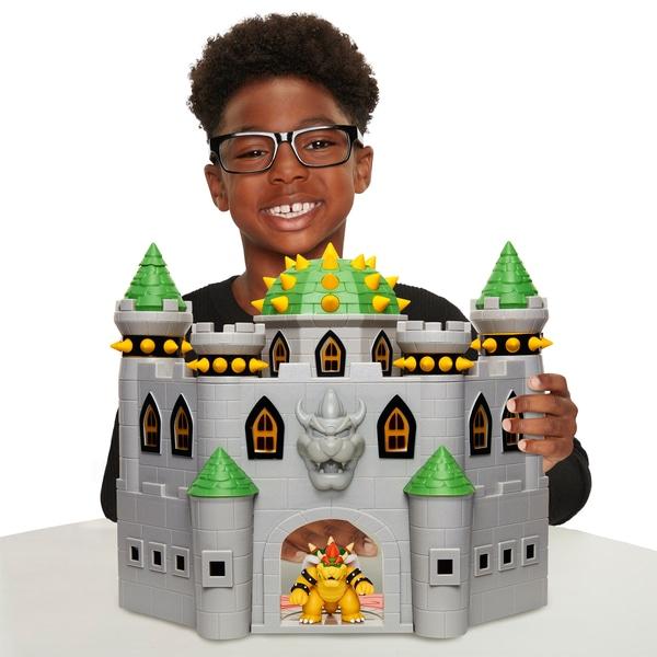 Nintendo Bowser's Castle Playset £29.99 delivered @ Smyths
